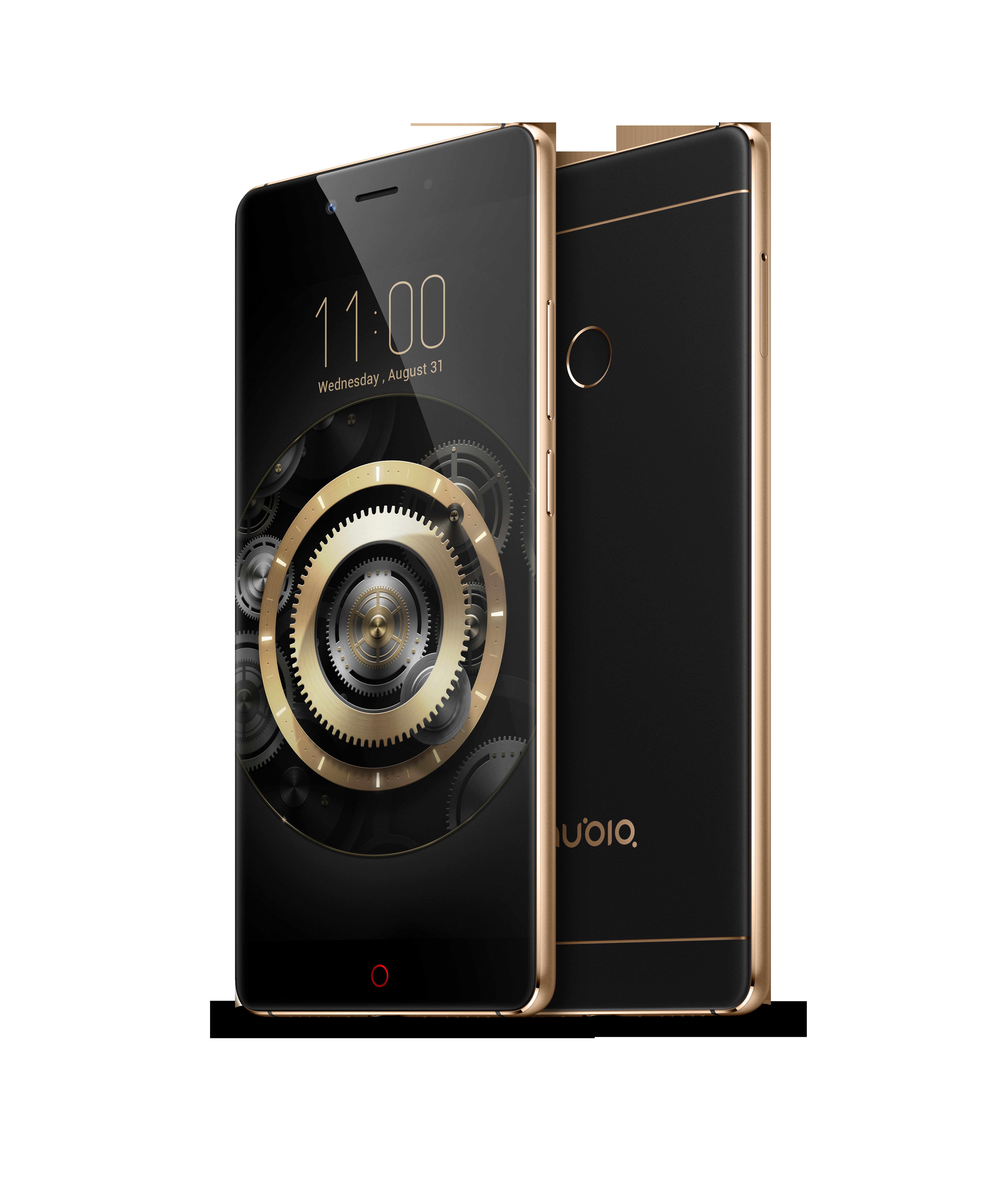 Smartphone-NUBIA-Z11-Negro