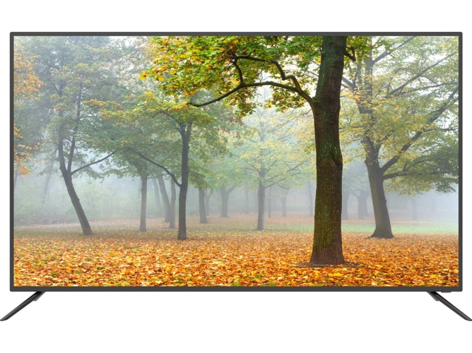 TV SMART TECH LE-6566UDSA61 (LED - 65'' - 165 cm - 4K Ultra HD - Smart TV)
