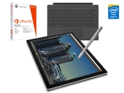 MICROSOFT Surface Pro 4 Intel Core i5 256 GB + Funda teclado + Office 365
