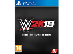 Preventa PS4 Wwe 2K19 Collector Edition