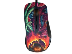 Ratón Gaming STEELSERIES Rival 300 Hyper Beast