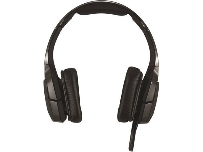 f2f1fa9016 Auriculares Tritton Kunai Wireless Stereo Headset Negro. Ampliar imagen