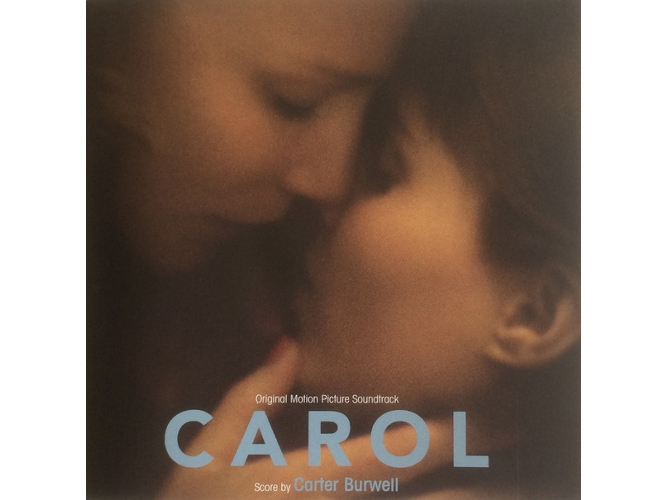 CD Carter Burwell - Carol (Original Motion Picture Soundtrack)