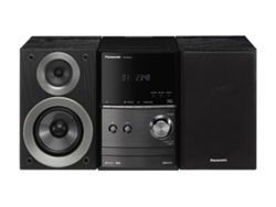 Microcadena PANASONIC SC-PM600EG-K 40W CD USB