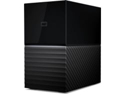 Disco Duro 6 TB WD My Book Duo — Sistemas Compatibles: Sistemas operativos Windows 10, Windows 8.1 o Windows 7.  Sistemas operativos macOS Sierra (10.12), El Capitan (10.11), Yosemite(10.10) o Mavericks (10.9) (requiere reformatear)