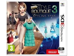 NINTENDO 3DS New Style Boutique 3: Styling Star