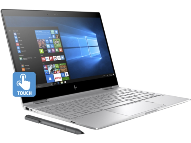 Portátil Convertible 2 en 1 HP Spectre X360 13-AE001NS (13.3'' - Intel Core i7-8550U - RAM: 8 GB - 256 GB SSD - Intel UHD 620) — Windows 10 Home | Full HD