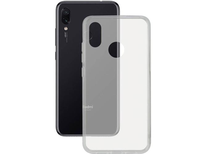 b881888b728 Carcasa Xiaomi Redmi Note 7 KSIX Flex Transparente