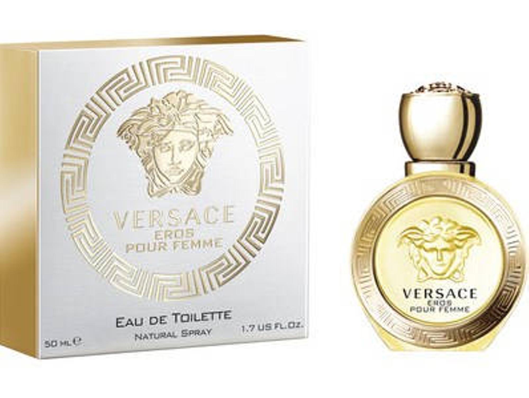 perfume eros pour femme versace
