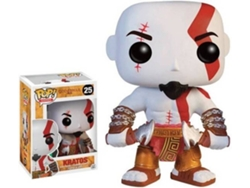 Figura de vinilo FUNKO POP! God Of War: Kratos
