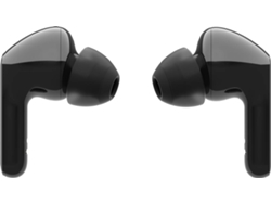 Auriculares Bluetooth True Wireless LG HBS-FN6B (In Ear - Negro)