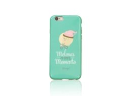 Carcasa TPU MR WONDERFUL para IPHONE 6 Melenas