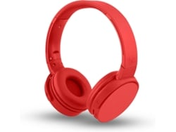 Auriculares bluetooth TNB Air Shine rojo