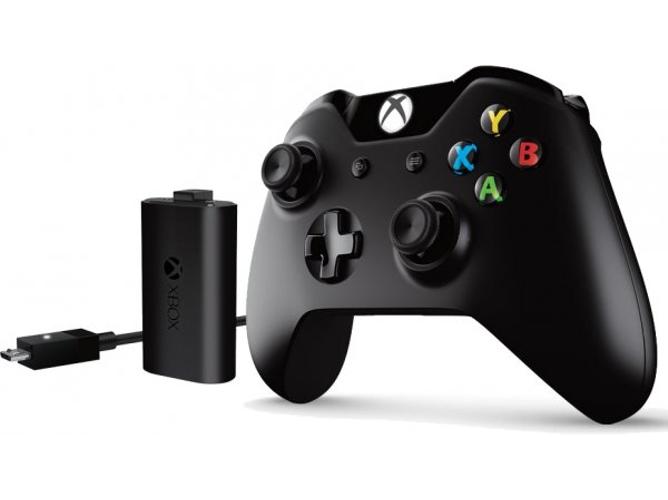 63acdf2f4b4 Mando Inalámbrico + Carga y Juega Xbox One - WORTEN