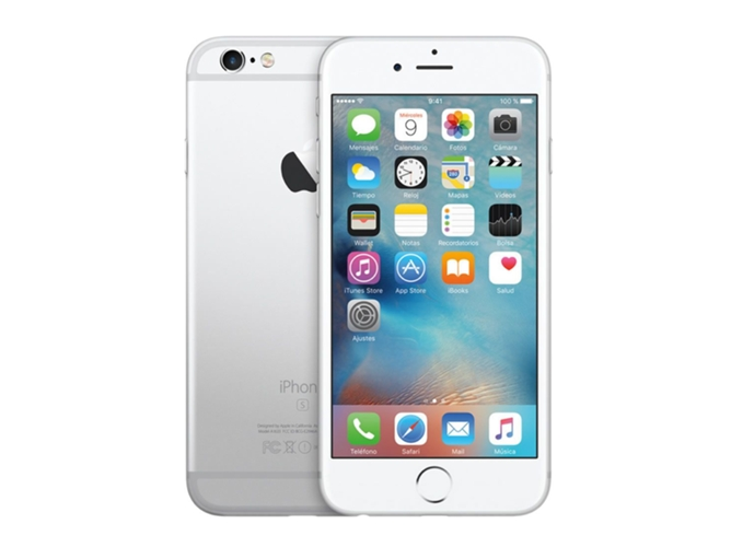 e92801fb9e8 iPhone 6s Plus APPLE (5.5'' - 2 GB - 32 GB - Plateado) - WORTEN