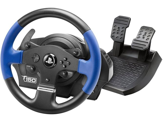 Volante THRUSTMASTER T150RS PS4/PS3/PC — PS4 - PS3 - PC