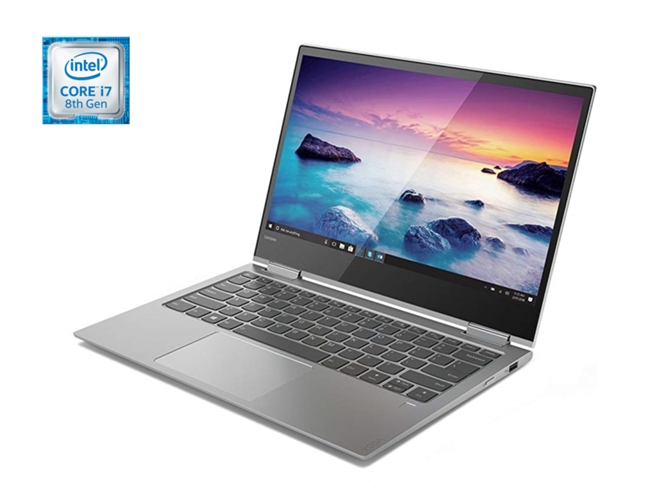 Portátil Convertible 2 en 1 - 13.3\'\' LENOVO Yoga 730-13IKB (i7, RAM ...