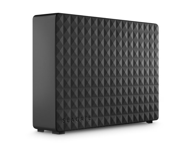 Disco HDD Externo SEAGATE Expansion 3.0 (Negro - 4 TB - USB 3.0)