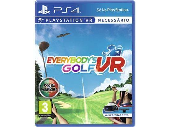 Juego PS VR Everybody's Golf (Deportes - M3)