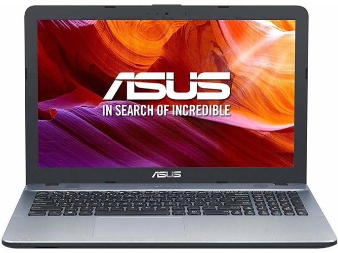 Portátil Esencial ASUS R540MA-GQ757 (15.6'', Intel Celeron N4000, RAM: 4 GB, 256 GB SSD, UMA)