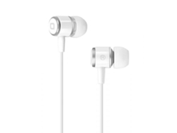 Auriculares Stereo Studiomix 40 SBS Blanco — Auriculares | Blanco