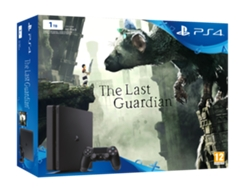 PS4 1TB + The last guardian