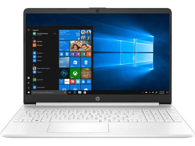 Portátil HP 15S-FQ1037NS - 8PK98EA (15.6'' - Intel Core i7-1065G7 - RAM: 16 GB - 1 TB SSD - Intel Iris Plus) — Windows 10 Home | HD