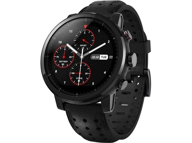 2b979682b781 Reloj deportivo XIAOMI Stratos (Bluetooth - 5 días de autonomía - Pantalla  táctil - Negro)