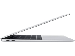 MacBook Air 2019 APPLE Plata - MVFK2Y/A (13.3'' - Intel Core i5 - RAM: 8 GB - 128 GB SSD PCle - Intel UHD 617) — macOS | QHD