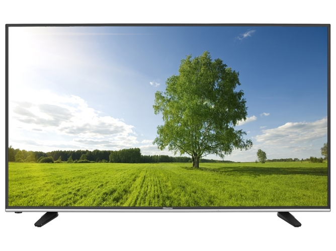 TV LED Smart TV 4K 55'' HISENSE 55M3300 - UHD