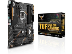 Placa Base ASUS TUF B360-PRO GAMING