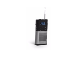 Radio Bolsillo SCHNEIDER SC160ACL Gris — Digital | AM/FM