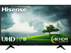 TV HISENSE 58A6100 (LED - 58'' - 147 cm - 4K Ultra HD - Smart TV)