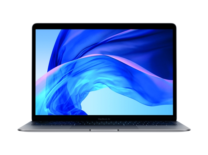 MacBook Air Pantalla Retina 13.3'' APPLE Gris Espacial 2018 (i5, RAM: 8 GB, Disco duro: 128 GB)