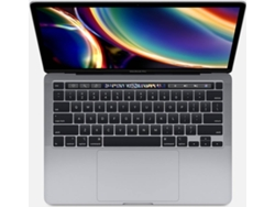 MacBook Pro 2020 APPLE Gris Espacial - MXK32Y/A (13.3'' - Intel Core i5 - RAM: 8 GB - 256 GB SSD - Intel Iris Plus Graphics 645) — macOS Catalina