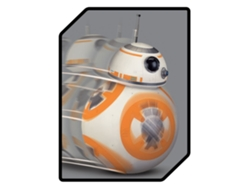 Robot Teledirigido STAR WARS BB-8 Interactivo