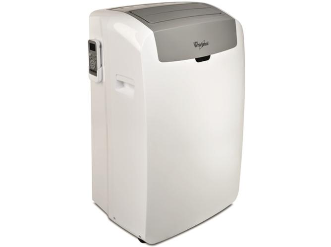 Aire acondicionado port til whirlpool pacw9col worten for Comparativa aire acondicionado portatil