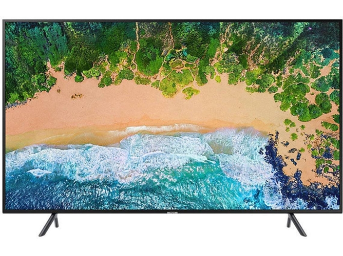 TV SAMSUNG SAMS UE58NU7105 (Caja Abierta - LED - 58'' - 147 cm - 4K Ultra HD - Smart TV)