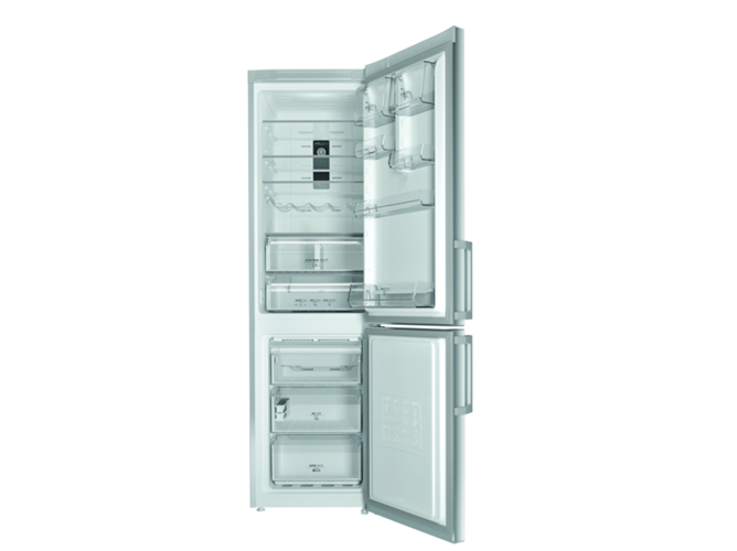 Frigorífico combi HOTPOINT XH9 T3Z XOJZH — A+++ | No Frost | Refr. 264 L Cong. 105 L
