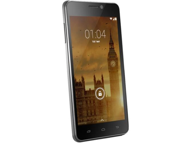 Smartphone Kazam Trooper 450 5 4gb Negro Worten