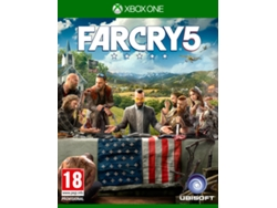 Preventa Xbox One Far Cry 5