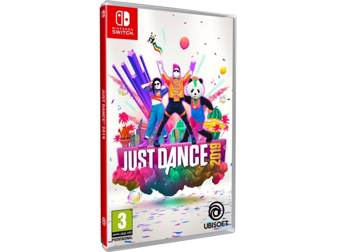 Juego Nintendo Switch Just Dance 2019 Worten