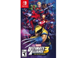Preventa Juego Nintendo Switch Marvel Ultimate Alliance 3 : The Black Order (portada provisional)