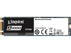 Disco SSD Interno KINGSTON 480 GB A1000
