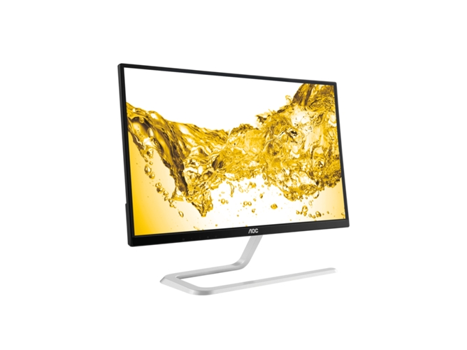 Monitor IPS AOC 23,8'' 4MS HDMIX2 Negro — LED IPS | Resolución: 1920 x 1080