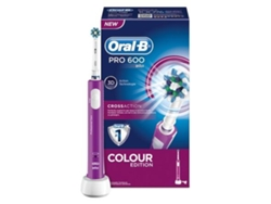 Cepillo Dental BRAUN Oral-B Professional Care 600 Rosa
