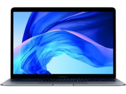 MacBook Air Pantalla Retina 13.3'' APPLE Gris Espacial 2018 (i5, RAM: 8 GB, Disco duro: 256 GB)
