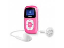 Lector MP3 SPC 8668a Firefly 8 GB Rosa