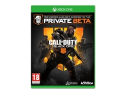 Preventa Xbox One Call of Duty Black Ops 4
