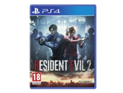 Juego PS4 Resident Evil 2 Remake